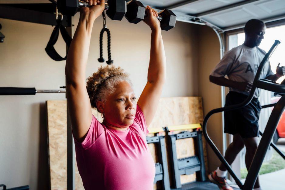 静息代谢与力量训练