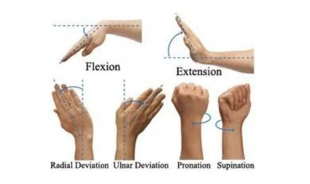 有效改善手腕灵活性的10个动作